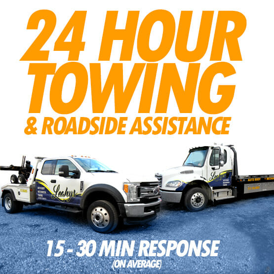24 Hour Towing & Roadside Assistance